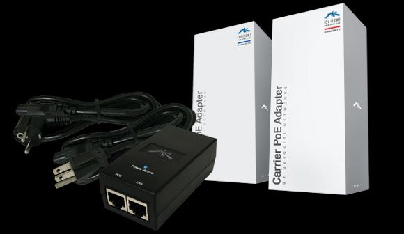 Ubiquiti POE-24 24W Power Over Ethernet USA Version