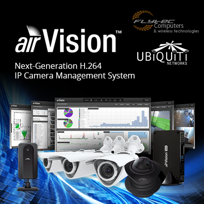 Ubiquiti AirCam Dome IP Camera,