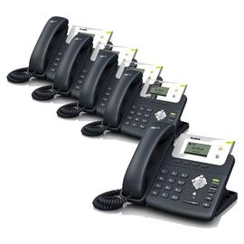 IP Phone Systems SIP-T21P X 5
