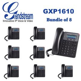 IP Phone Systems GXP1610-BD8