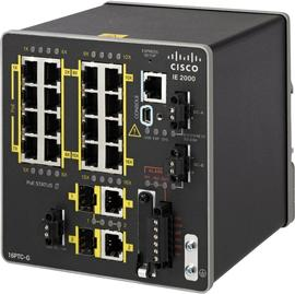 Cisco Industrial Switches IE-2000-16TC-G-N