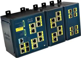 Cisco Industrial Switches IE-3000-8TC