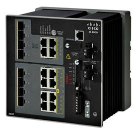 Cisco Industrial Switches IE-4000-16T4G-E