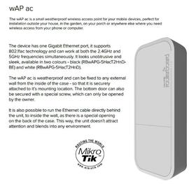 Wireless Systems RBwAPG-5HacT2HnD
