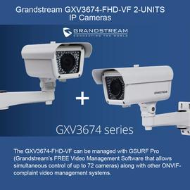 Business Security GXV3674-FHD-VF X2