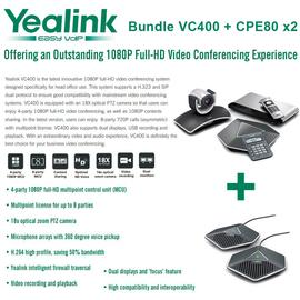 IP Phone Systems VC400 + CPE80 x2