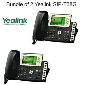 IP Phone Systems SIP-T38G X 2