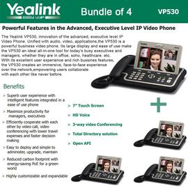 IP Phone Systems VP530 X 4