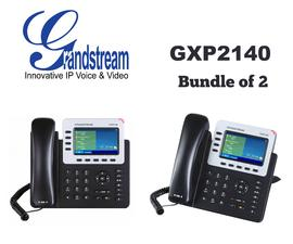 IP Phone Systems GXP2140 X 2