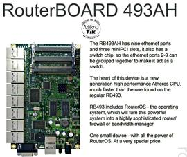RouterBOARD RB493AH