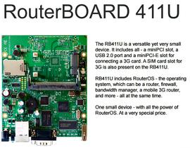 RouterBOARD RB411U