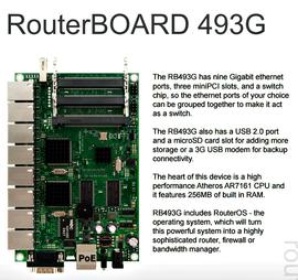 RouterBOARD RB493G