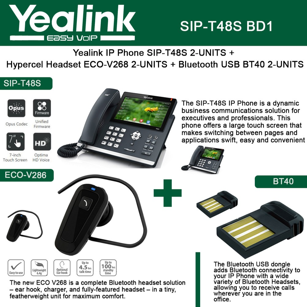Bluetooth USB Dongle for Yealink