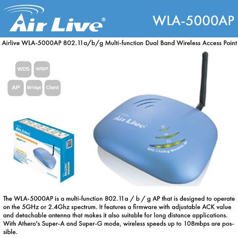 AIRLIVE IAR-5000 SECURITY GATEWAY DRIVER PC